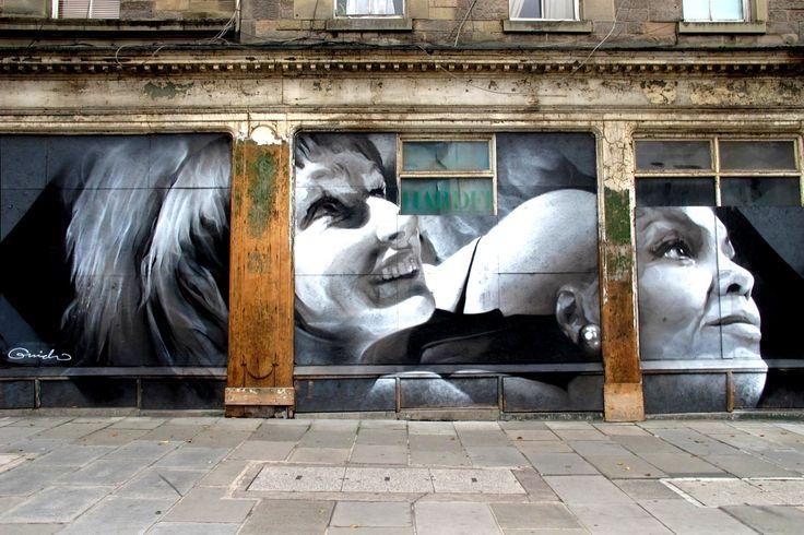 Street Art - Guido Van Helten