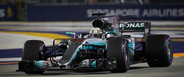#Ferrari, #ForceIndia, #GPDeSingapour, #LewisHamilton, #MercedesAMGPetronas, #RenaultSportFormulaOneTeam, #ScuderiaToroRosso, #SebastianVettel F1 - GP de Singapour : Hamilton rit, Vettel pleure... https://lesvoitures.fr/f1-gp-de-singapour/