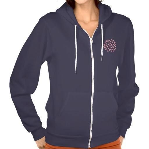 (Women's zip hoodie with red polka dots) #Ball #Chaotic #Cheerful #Dot #Drawn #Feminine #Funny #Hand #Navy #Oil #Pastel #Polka #Random #Red #Rounded #Zip is available on Funny T-shirts Clothing Store   http://ift.tt/2dBMLks