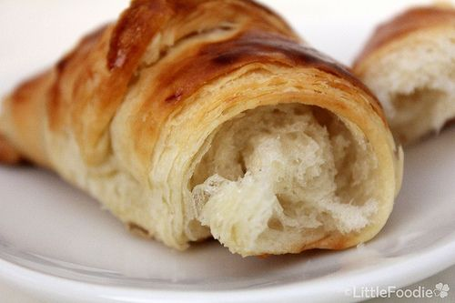 ... and Croissants on Pinterest | Crepes, Croissant and Banana Crepes
