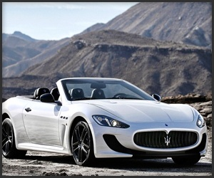 Superbe As Promised, The 2013 Maserati GranCabrio MC Stradale Will Be Making Its  Official Debut Next Week At The Paris Auto Show, But Unfortunately For  Maserati, ...