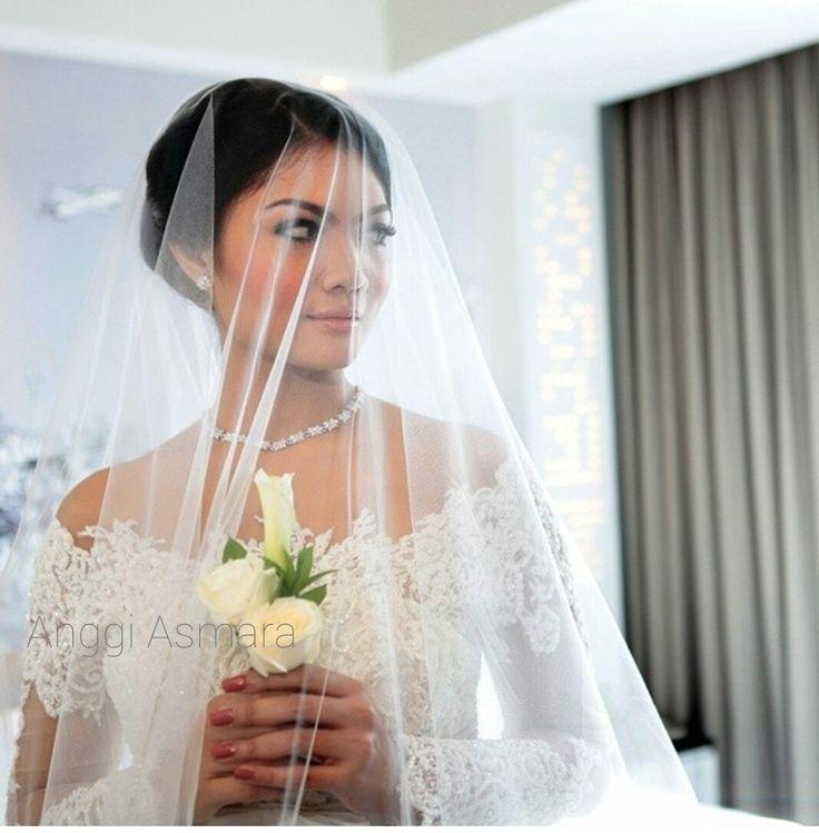 Indah in #anggiasmara bride