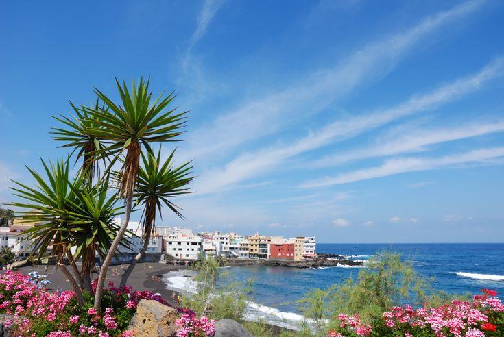 Tenerife Puerto de la Cruz - Canary Islands