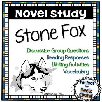 17 best ideas about Stone Fox on Pinterest | Reading projects ...