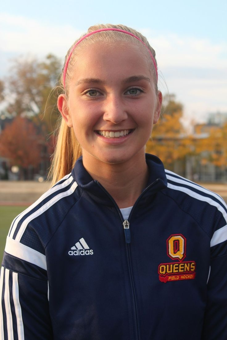 Congratulations to #WVFHC forward, West Vancouver grad @EmslieAttisha (Freshman) on making the 2014 Queen's Field Hockey Team