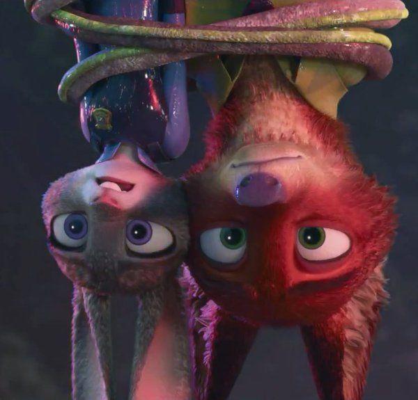 Ausmalbild Nick Und Judy Hopps Aus Zootopia: 109 Best Images About Zootopia On Pinterest