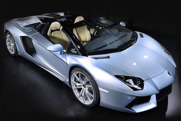 Lamborghini Aventador LP 700-4 Roadster...love