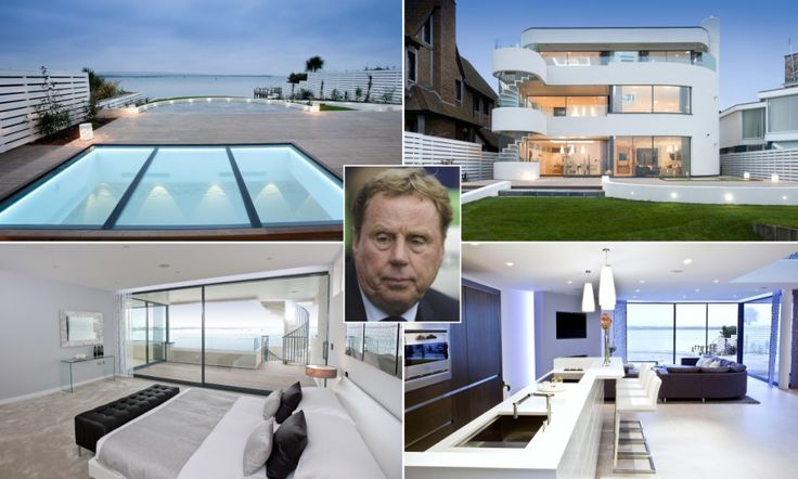 House Near Harry Redknapp In Sandbanks For 163 7million