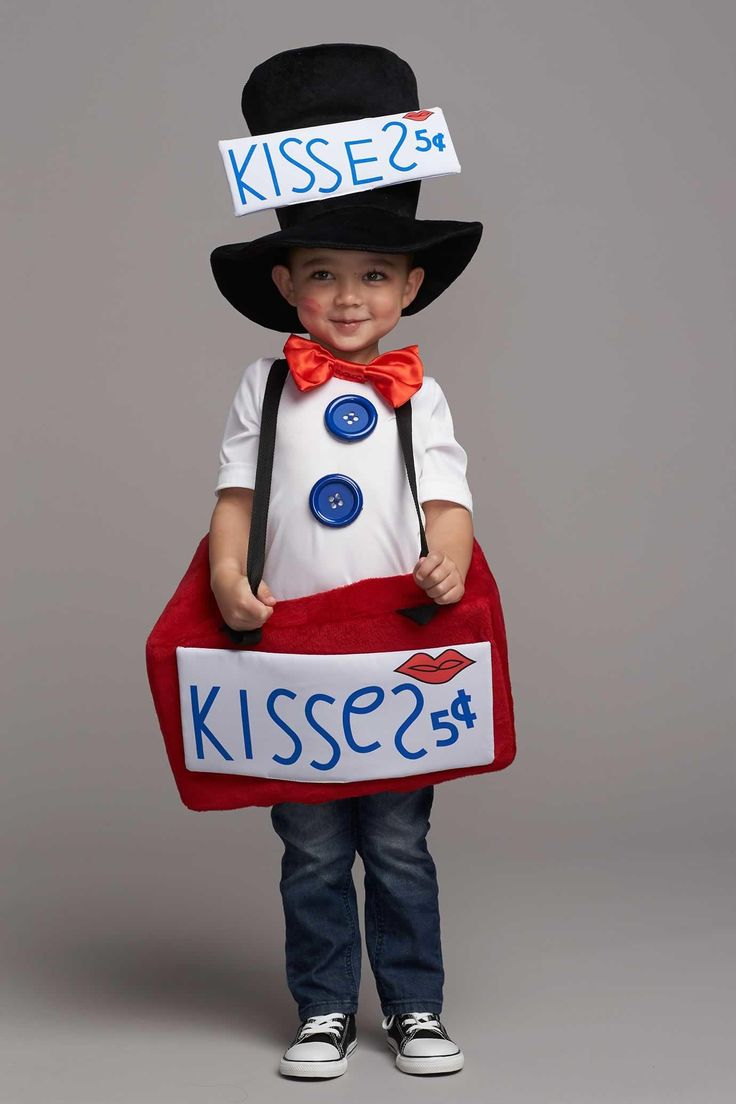 Kissing Booth Costume for Kids | Chasing Fireflies