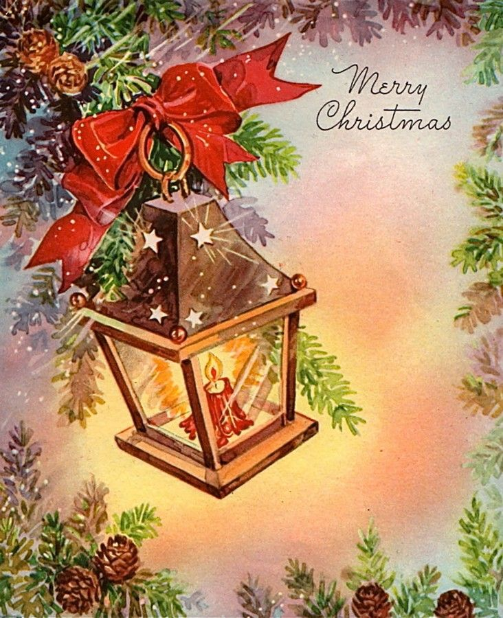 Spun Glass Christmas Ornaments