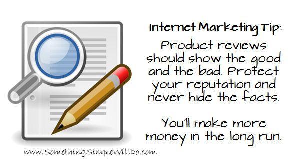 Internet marketing tips...