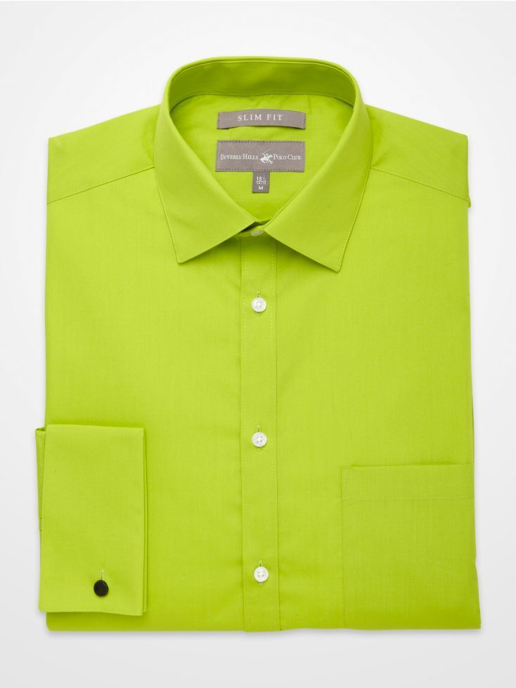 Beverly Hills Polo Club Lime Green A Mans World