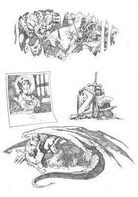 Marco Maccagni's Artworks: Archon - Illustrations