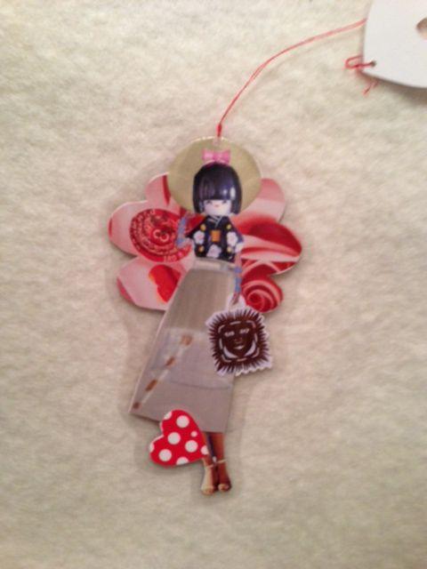 Lille japansk engel