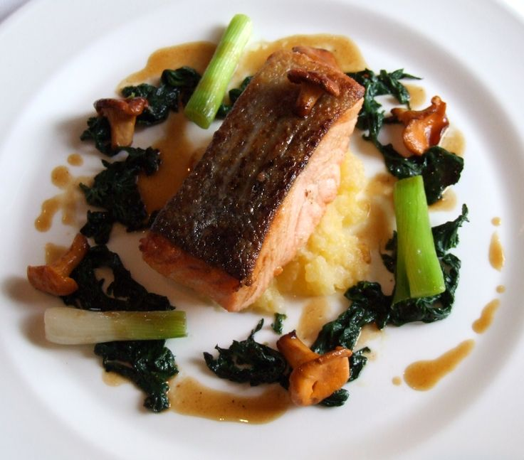 It's Cook it & Book it Tuesday! And Brian Maule at Chardon d'Or Restaurant have shared their delicious Pan fried medallion of Scottish salmon with crushed turnip, baby girolles with a light lamb jus recipe PLUS an exclusive offer just for you!