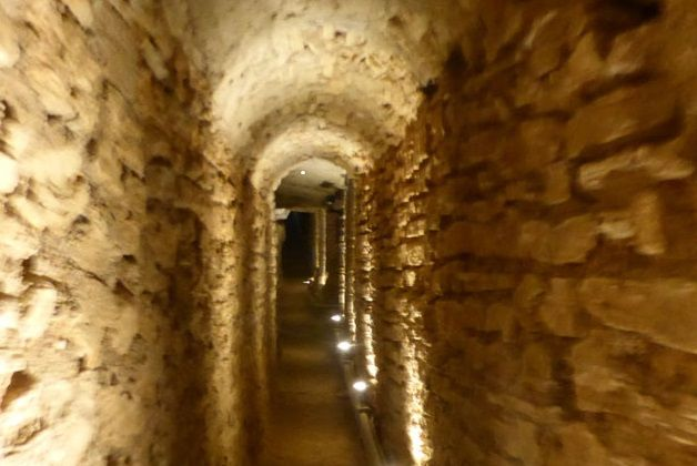Samos Ancient Wonder Eupalinos Tunnel Reopens to Public.