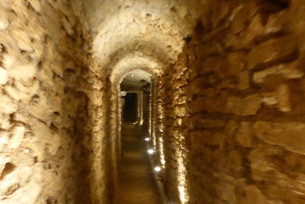 Samos Ancient Wonder Eupalinos Tunnel Reopens to Public.