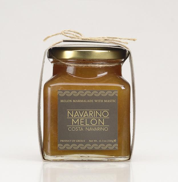 Navarino Melon Marmalade with Mastic by costanavarino, via Flickr