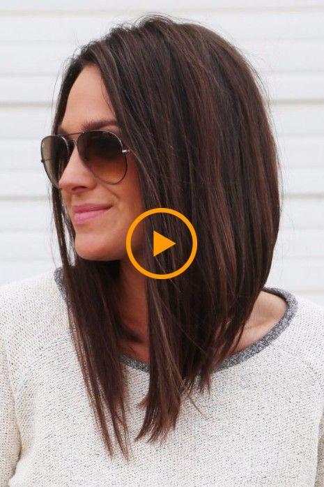 55 mooie lange haren dames met lagen - kapsels 2018 #kapselsvierkantgeknipt #gecshorenkapsels #kortgeknipt