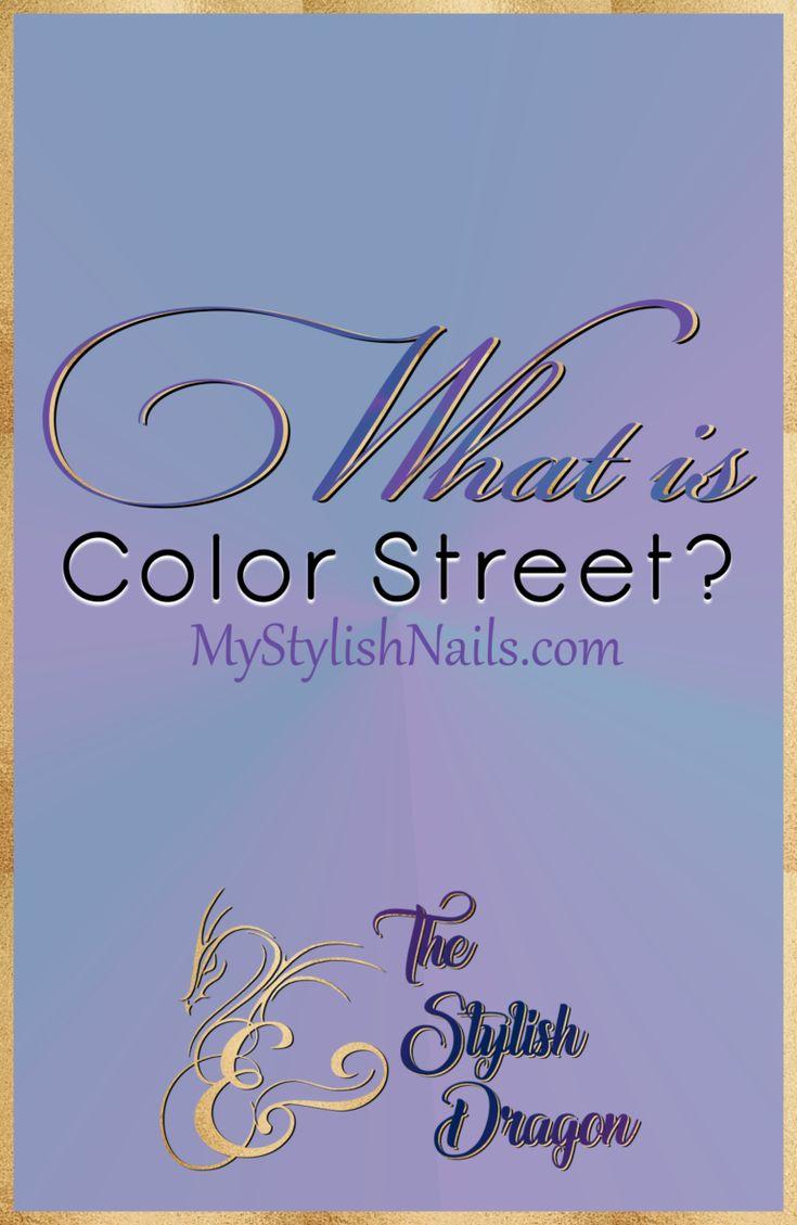 15 best Color Street images on Pinterest | Belle nails, Color and ...