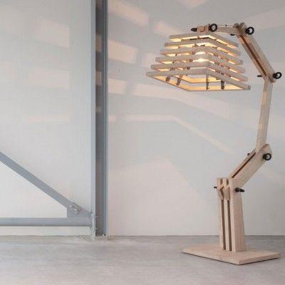 luminarias de madeira - Pesquisa Google