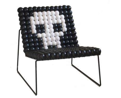 Cocoon Shaped Chairs