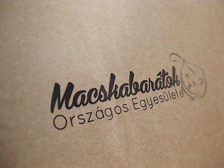 Állatvédő logó  - Te is elkészítheted a www.designakademia.hu tanfolyamain.