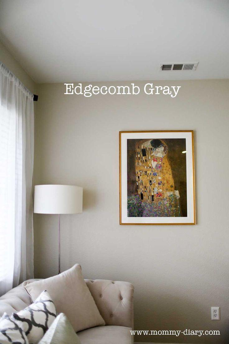 Three Shades Of Gray Revere Pewter Amp Edgecomb Gray