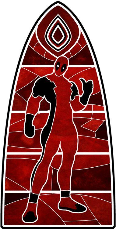 The Church of Deadpool Created byBaz Mehdi