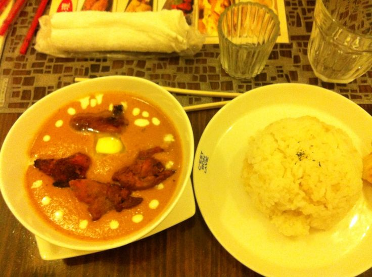 Nepalian food, sapporo version