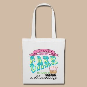 a Party without Cake (bag) - Kangaskassi