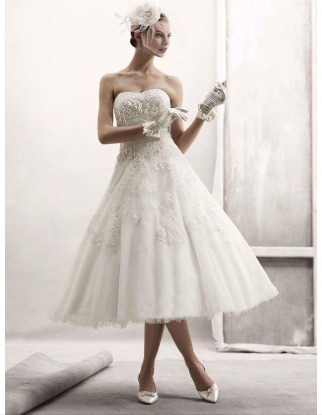 169 best wedding images on pinterest weddings beauty for Vegas style wedding dresses