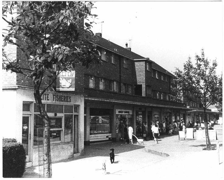 Paulsgrove shops