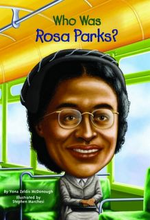 Free online version of the book, Who Was Rosa Parks and activity.