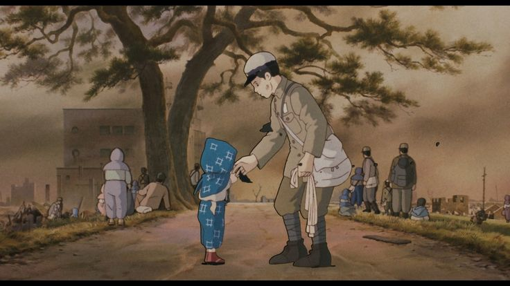 grave of the fireflies movie analysis essay