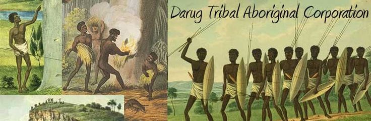 Darug people are the people who are native to Australia