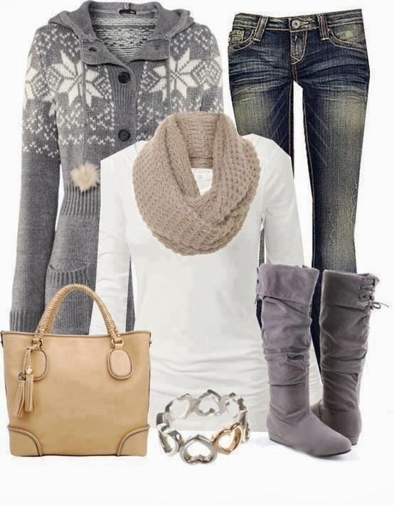 women's style 2013: winter clothes ideas