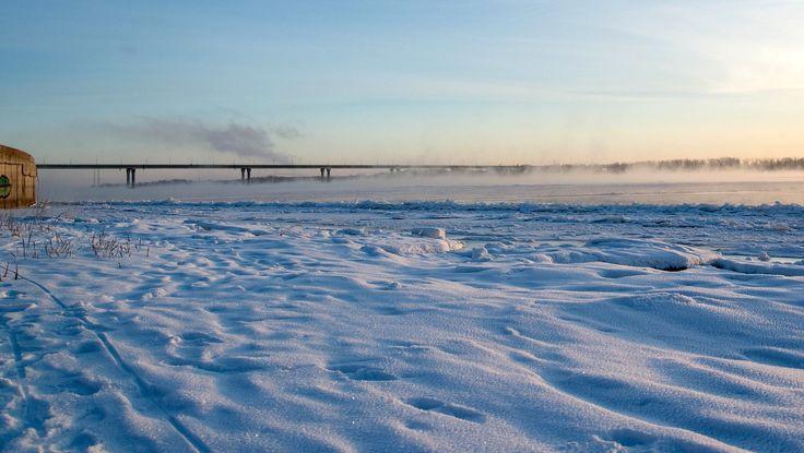 The Volga River by Victor Yastrebov on 500px
