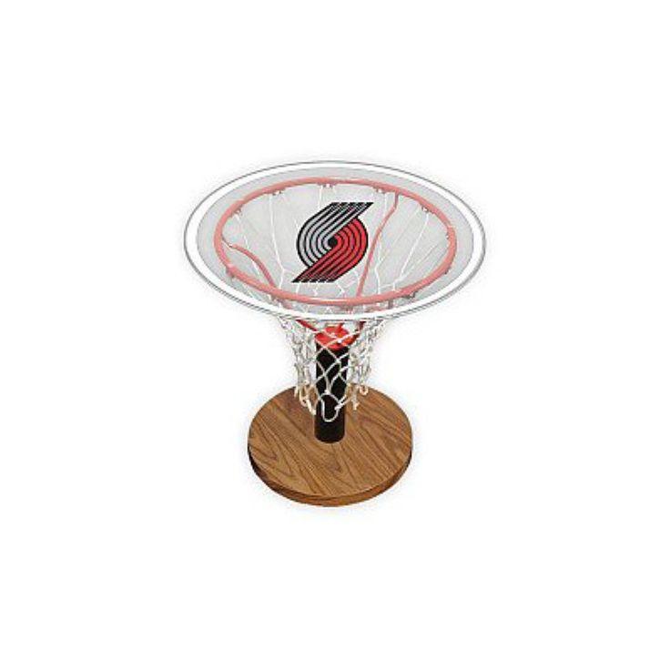 Spalding NBA Basketball Hoop Table - 30POR