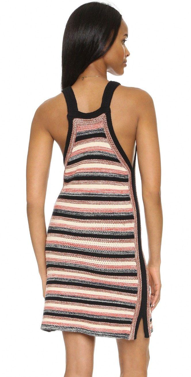 Free People Retro Ruby Crochet Dress   SHOPBOP SAVE UP TO 25% Use Code: GOBIG16