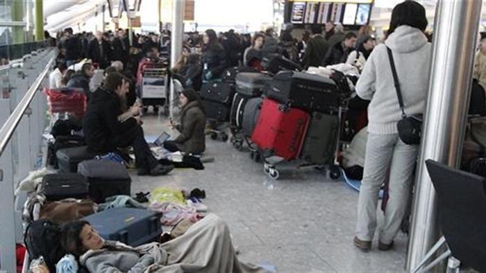 EU-dom: Uforudsete flyfejl udløser også kompensation | Nyheder | DR
