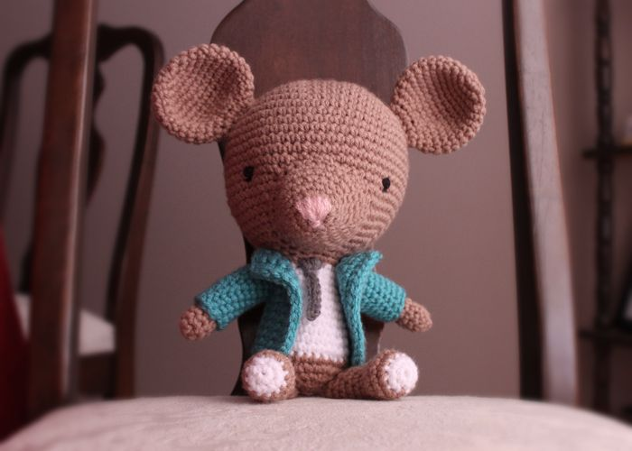Patron Amigurumi Mini Mouse : 80 best images about amigurumis mouse / ratolins on ...