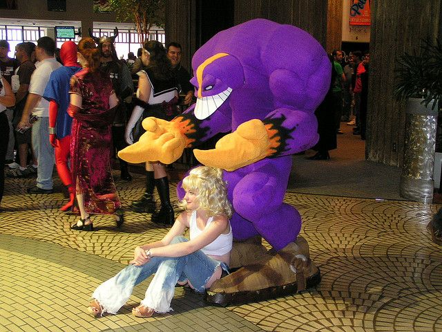 The Maxx - CosPlay - Cosplay, Best cosplay, Comic book panels