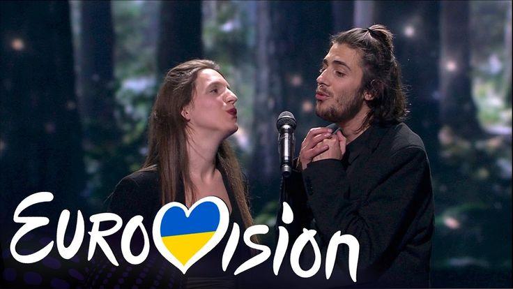 Portugal: 'Amar Pelos Dois' | Salvador Sobral - Winners of Eurovision 2017: Grand Final - BBC One - YouTube