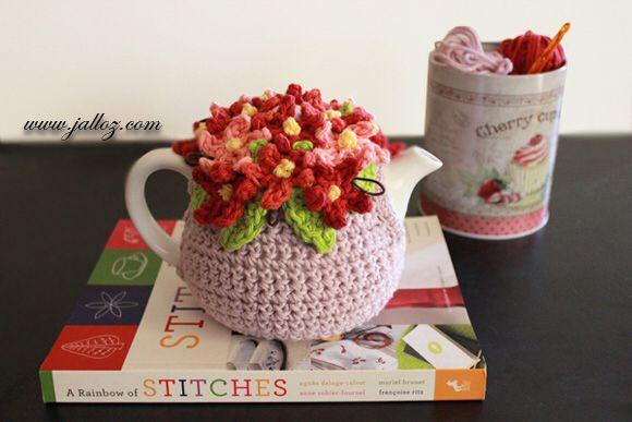 Crochet new cozy