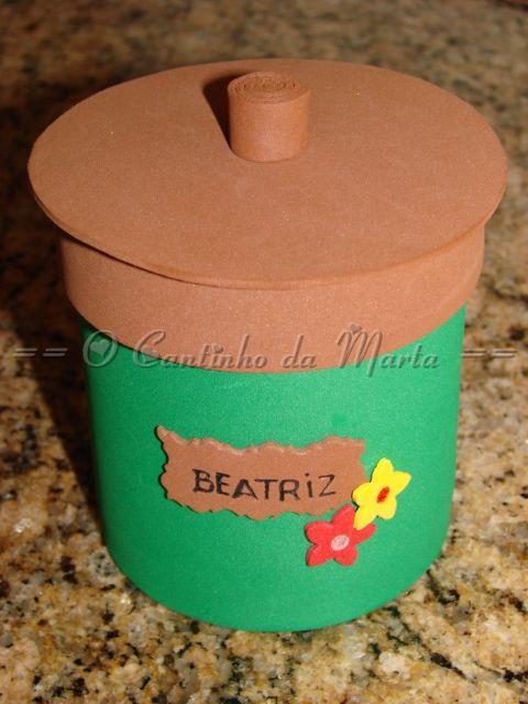 O Cantinho da Marta: A Caixa de Gomas da Beatriz