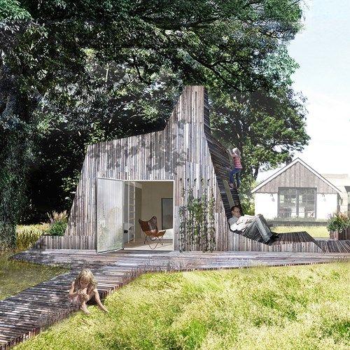 Projekt - Villor och fritidshus | Marge Arkitekter