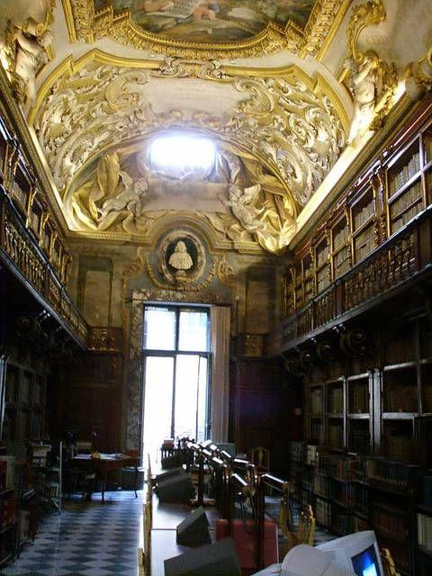 Biblioteche in Italia - Biblioteca Riccardiana, Firenze