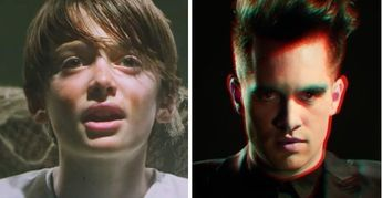 """Will From """"Stranger Things"""" Is Trapped In A Panic! At The Disco Music Video Now"""