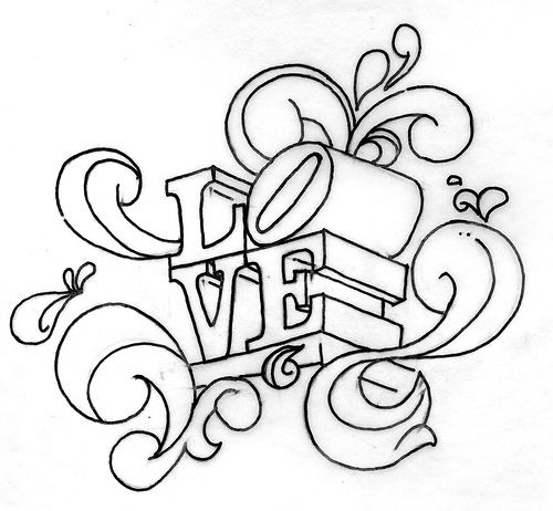 106 best images about Valentine Coloring Pages on ...